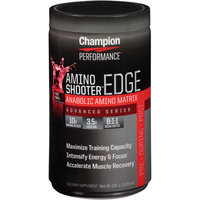Champion Nutrition Amino Shooter Edge Fruit Punch