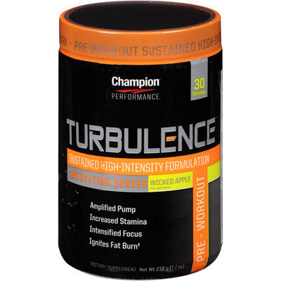 Champion Nutrition Turbulence Wicked Apple