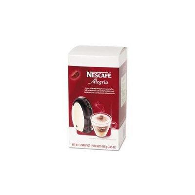 NES11386EA - Nescaf? Alegria Coffee; 4.05 oz; Regular; Canister