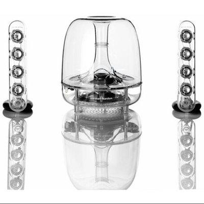 Harman/Kardon Soundsticks Wireless Bluetooth Enabled 3-Piece Speaker System, 6