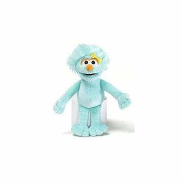 Sesame Street Rosita Plush Beanbag Toy by Gund 7