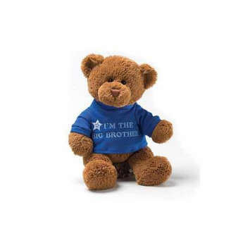 Enesco Gund I'm The Big Brother Message 12
