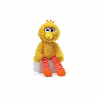 Gund Sesame Street Big Bird Take Along Buddy 320722