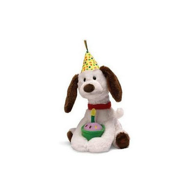 Gund Happy Birthday Pup