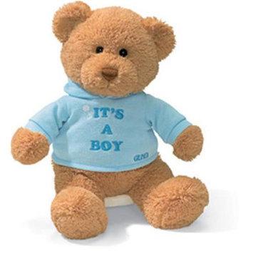 Enesco Its A Boy T Shirt Bear Plush