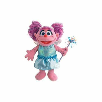 Gund Sesame Street Abby Cadabby Full Body Puppet - 12 Inches