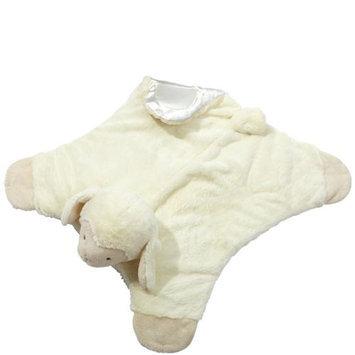 Gund Kids' Comfy Cozy Lopsy Lamb Blanket