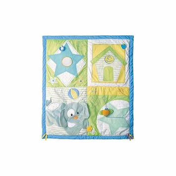 Gund Spunky Activity Blue Playmat