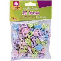Fibre Craft 678655 Foam Stickers 175/Pkg