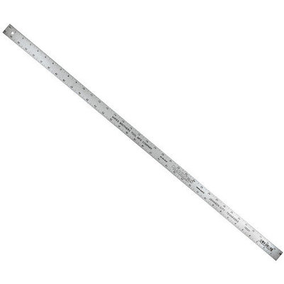 Great Neck Saw 36in. Aluminum Yard Stick 10331