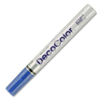 Uchida of America Paint Marker, Broad Point, Blue