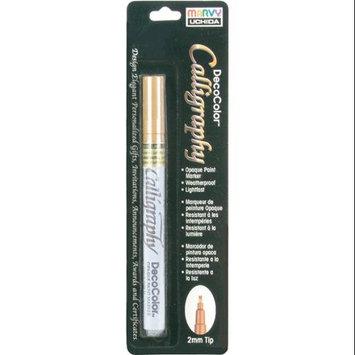 Uchida Of America Uchida 264077 Deco Color Calligraphy Pen 2mm TipGold