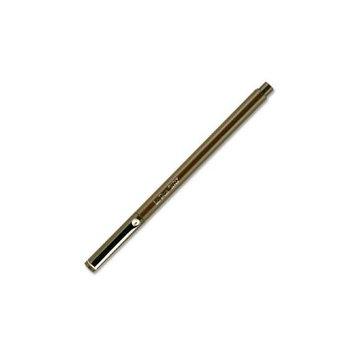Uchida Of America Corp 4300s6 Uchida Lepen Marker - Brown Ink - Brown Barrel - 1 Each