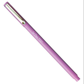 Uchida of America LePen Marker, Micro Fine Plastic Point, Orchid