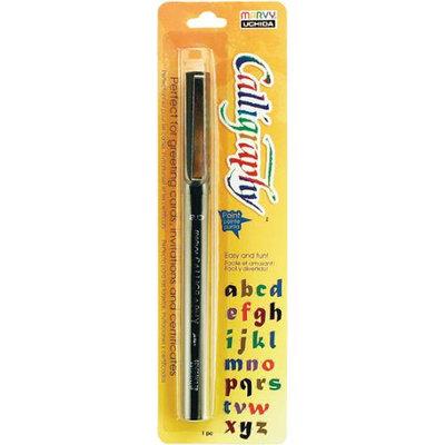 Uchida 6000-FC1 2.0mm Calligraphy Marker - Black