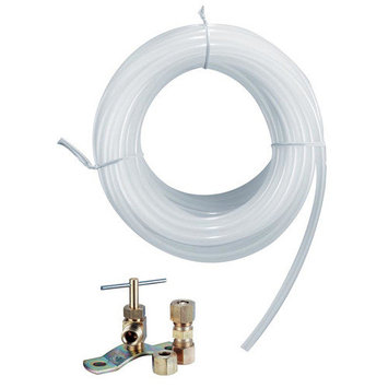 Waxman Consumer Products Group 25ft. Low Lead Plastic Tube Ice Maker Kit 7360000L