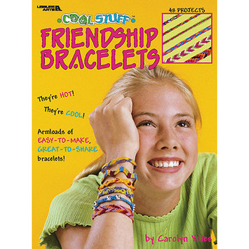 Leisure Arts LA-1871 Cool Stuff Friendship Bracelets