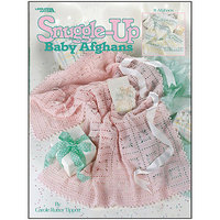 Leisure Arts-Snuggle-Up Baby Afghans