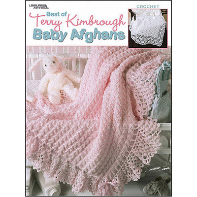 Leisure Arts Best Of Terry Kimbrough Baby Afghans