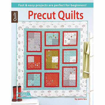 Leisure Arts-Precut Quilts