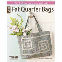 Leisure Arts-Fat Quarter Bags