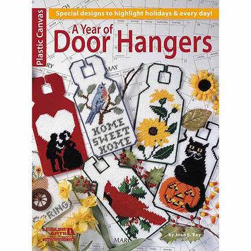 Leisure Arts-A Year Of Door Hangers