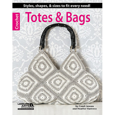 Leisure Arts-Totes and Bags