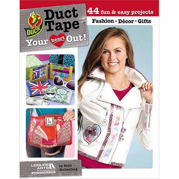 Leisure Arts-Duct Tape Your Heart Out