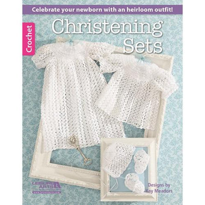 Leisure Arts-Christening Sets