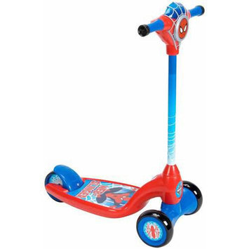 Huffy Marvel Spider-Man Lights and Sounds Push Scooter