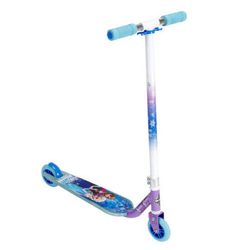 Huffy Disney Frozen Lights and Sounds Inline Push Scooter
