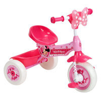 Huffy Girls' Disney Minnie Mouse Lights And Sounds Folding Trike