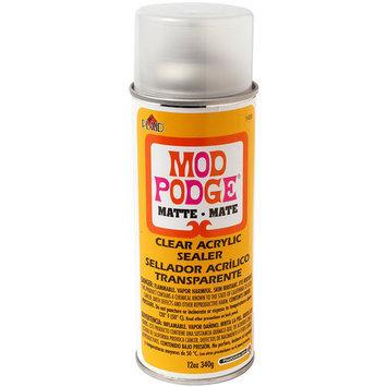 Mod Podge Clear Gloss Acrylic Sealer, 12 oz
