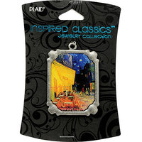Plaid 491299 Inspired Classic Masters 1-Pkg-Silver-Van Gogh Cafe