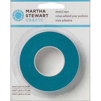 PlaidCraft MS32292 Martha Stewart Stencil Tape 34 in. x 30 Yards