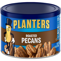 Planters Roasted Pecans Can