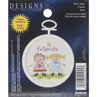 Janlynn 405811 Friends Mini Co