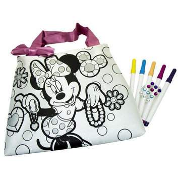Tara Toys Minnie Mouse Color N Style Fashion Purse Activity