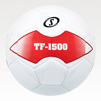 Spalding TF-1500 Soccerball Size 3 (White/Red)