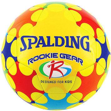 Spalding 64-819E Rookie Gear Soccer Ball - Pink