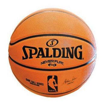 SPALDING NEVERFLAT 29.5-inch Composite Indoor/Outdoor Basketball