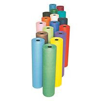 School Specialty Rainbow Colored Kraft Paper Roll, 48