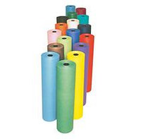 Pacon 63154 Rainbow Duo-finish Colored Kraft Paper 35 Lbs. 48 X 200 Ft Sky Blue