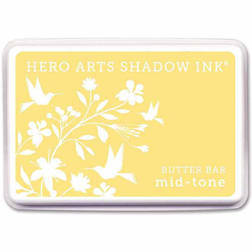 Crown Marking Equipment Co. Hero Arts Shadow Inks-Butter Bar