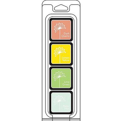NOTM329102 - Hero Arts Dye Inks 4 Color Cubes