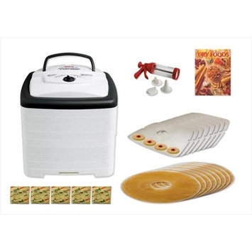 The Metal Ware Corp/nesco The Metal Ware Corp-nesco FD-80HW Nesco Snackmaster Dehydrator & Jerky Maker 8 Tray