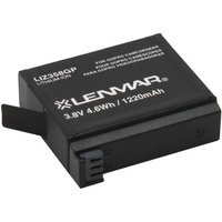 Lenmar Liz358gp Gopro Hero4 Replacement Battery