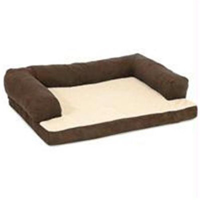 Petmate Beds - Bolstered Ortho Bed- Assorted 35 X 25