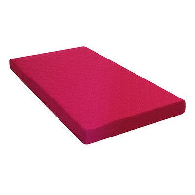Twin Foam Mattress: Dorel Home Product Pink 6