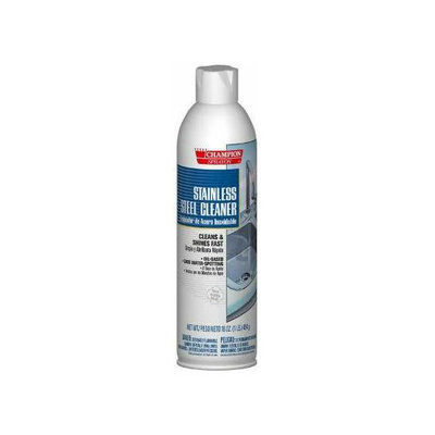Chase Products Champion Sprayon Stainless Steel Cleaner